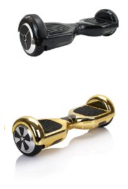 2 hoverboards